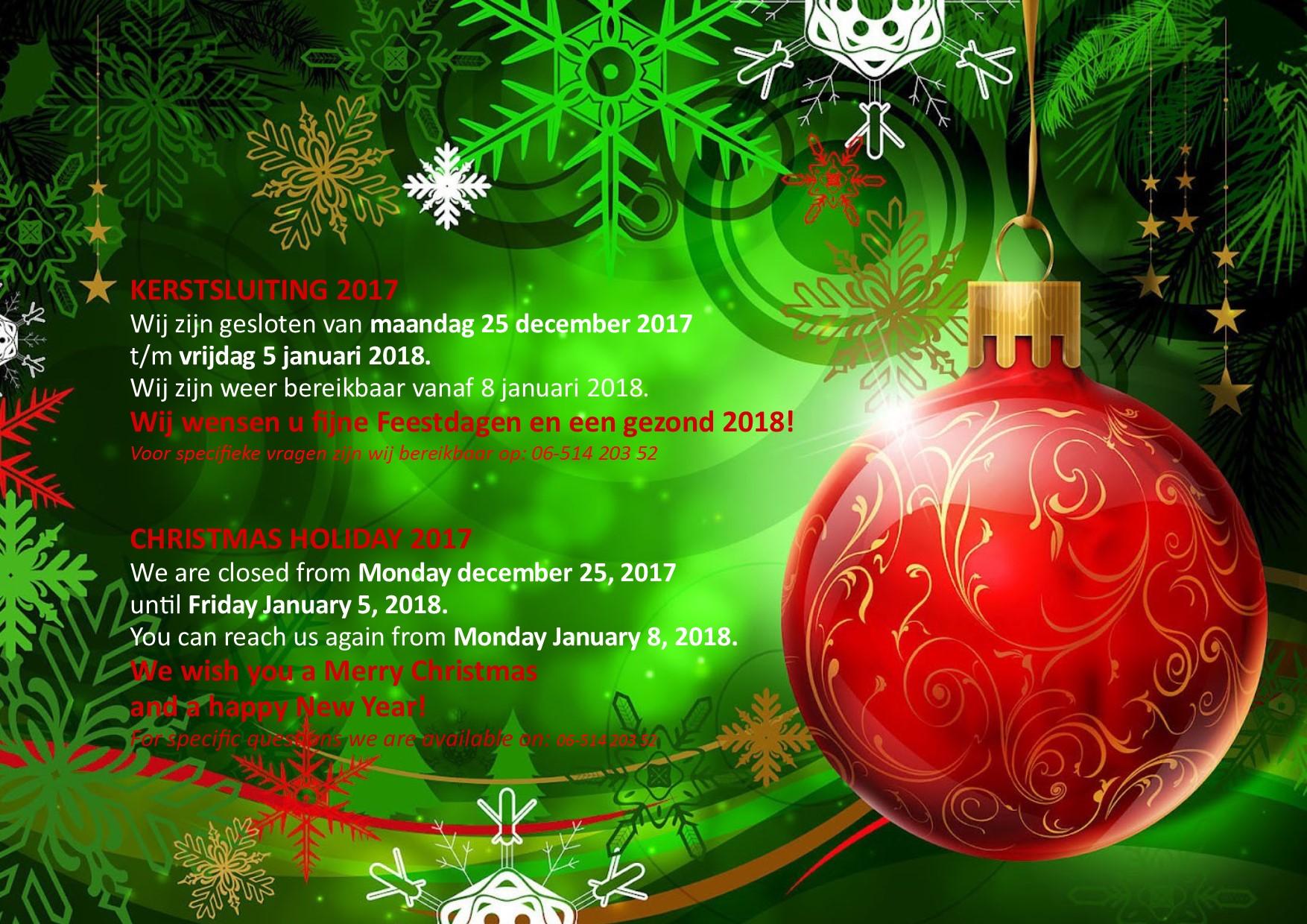 kennis vragen kerst